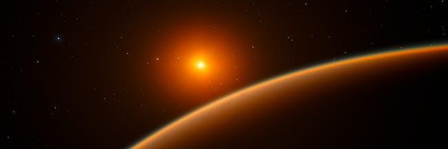 LHS 1140b super earth