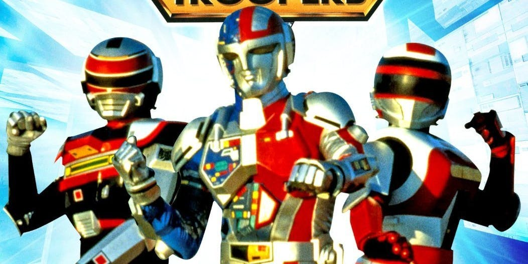 'Power Rangers' Success Means It's Time for a 'VR Troopers' Reboot