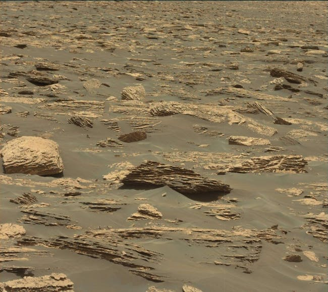 Curiosity Mars Rover NASA