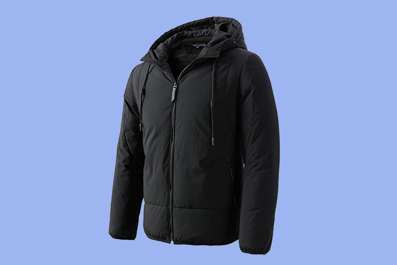 The Fly Hawk Down Puffer Jacket are great for travel.