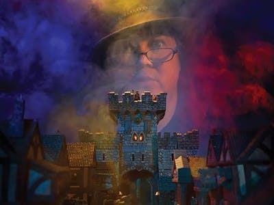 How a 'Dungeons & Dragons' Superfan Made $2 Million Building Castles