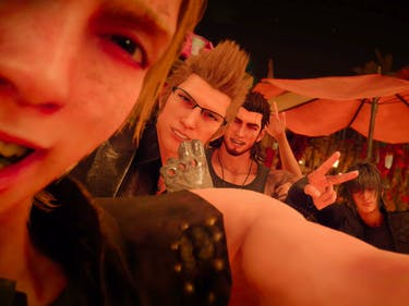 'Final Fantasy XV' Is a Game That Grows on You
