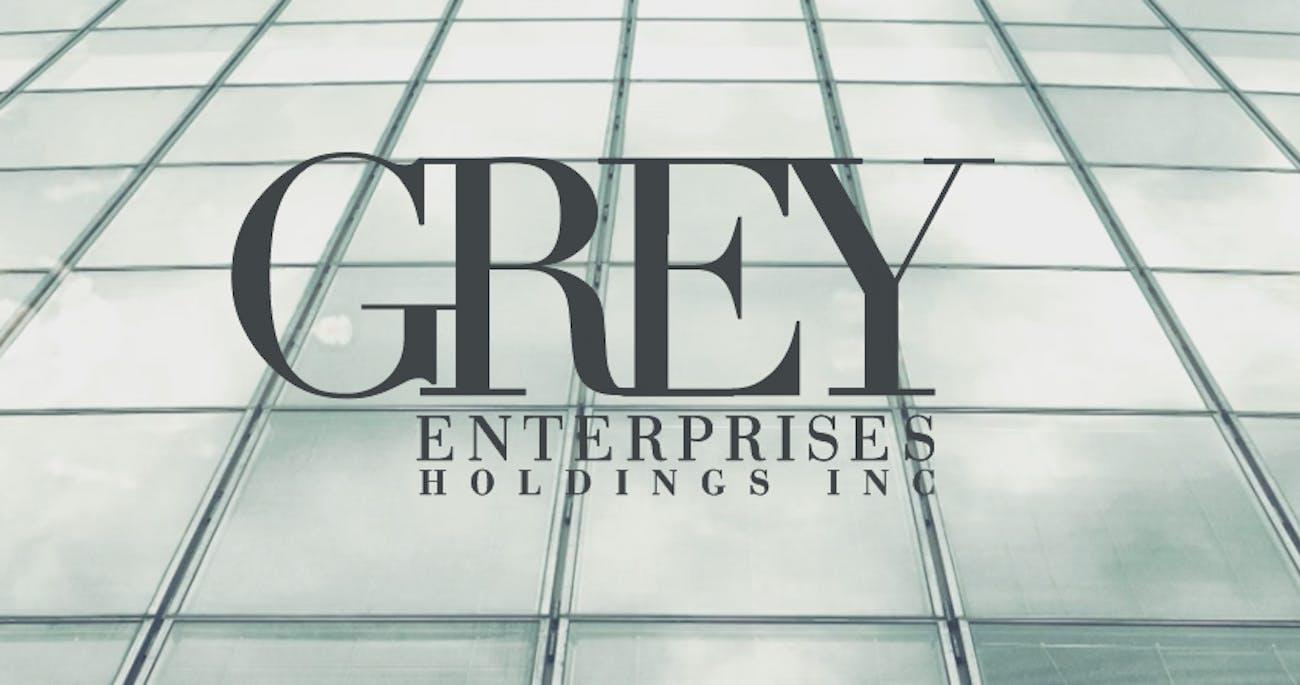 50 shades of grey logo