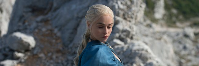 Dany will go to Westeros to try and reclaim the Iron Throne, but that's it.