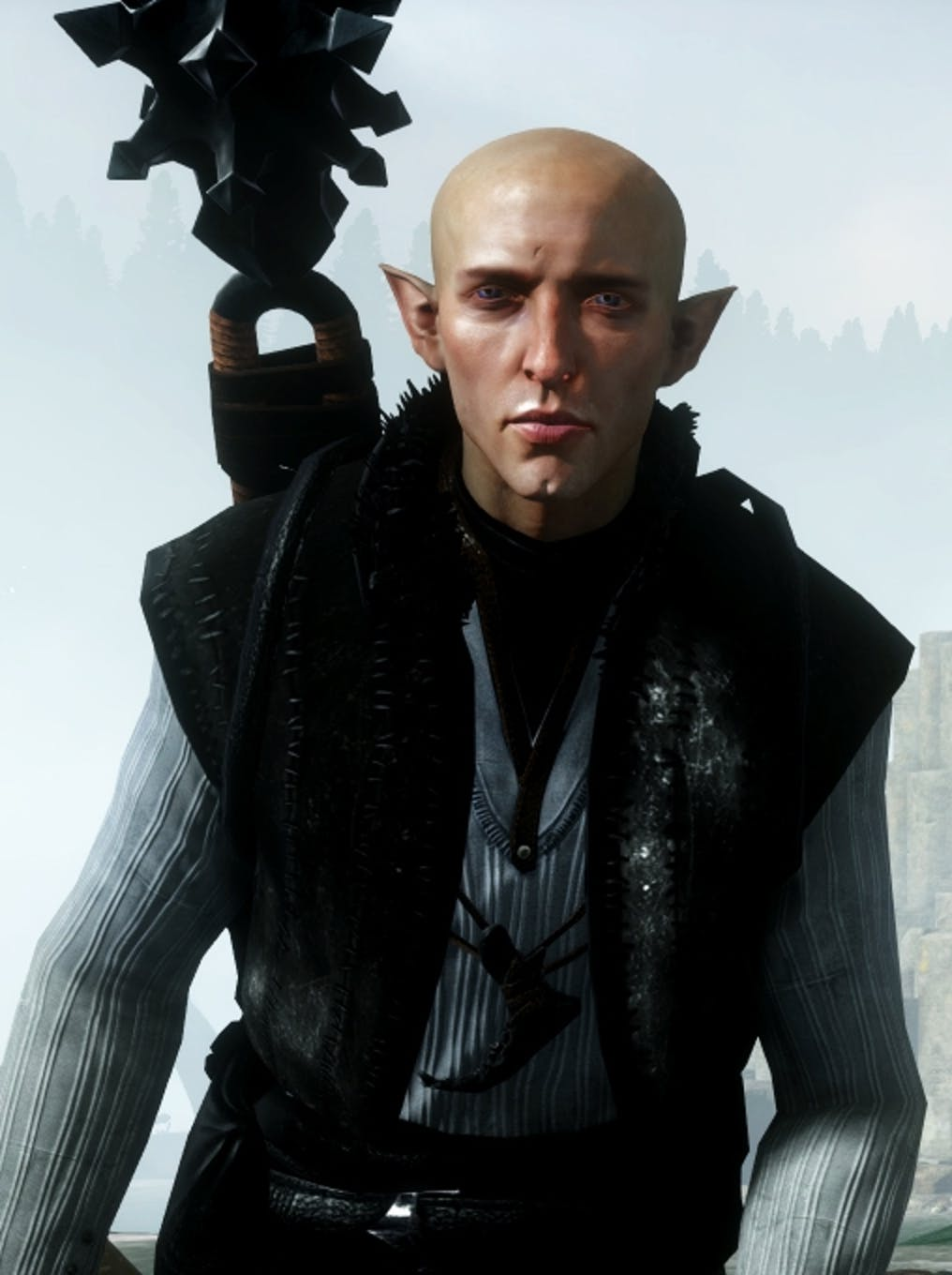 Dragon Age Inquisition Solas