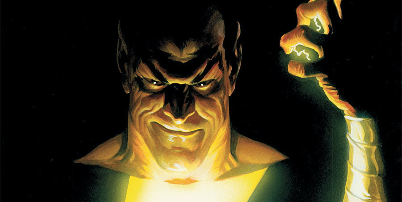 Everything You Need to Know About The Rock and Black Adam