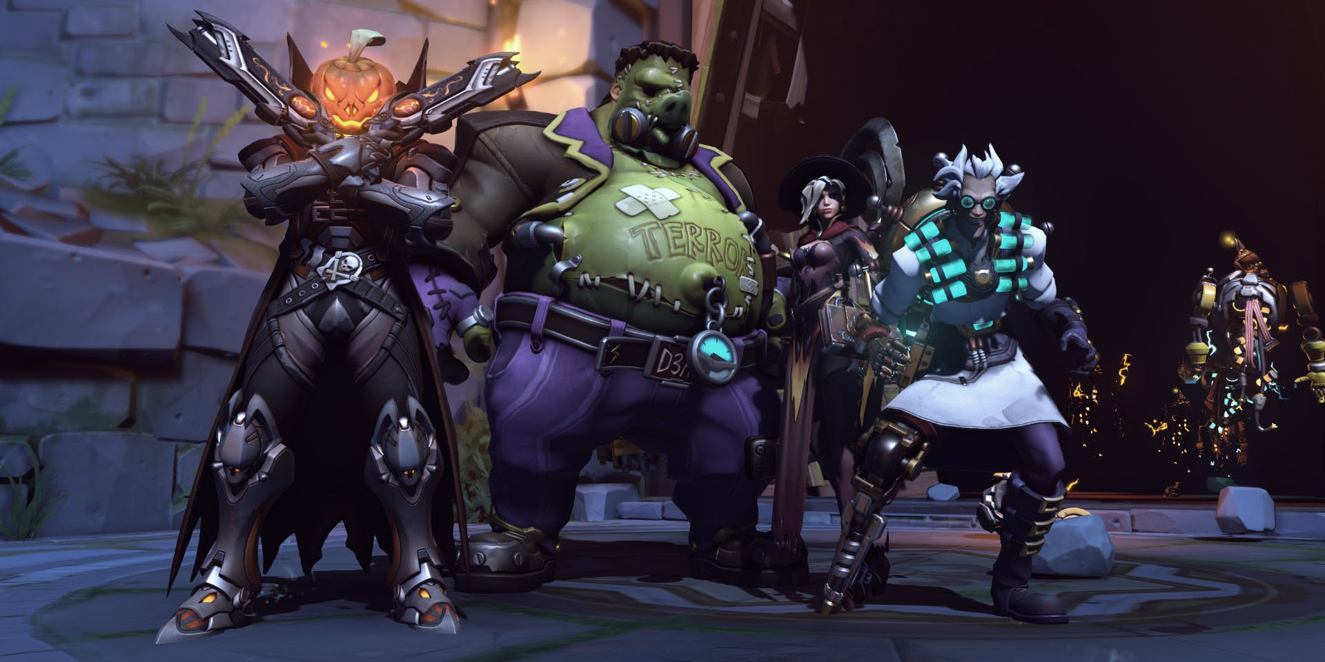 Everything You Need to Know About 'Overwatch' Halloween