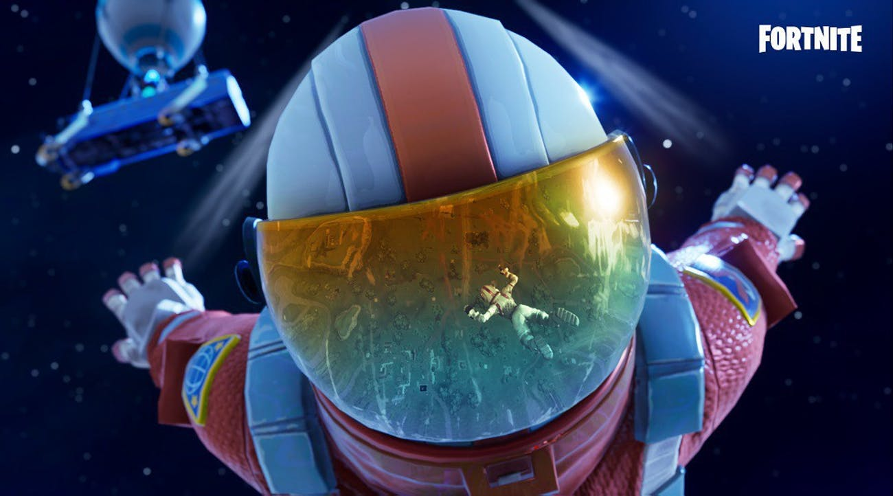 'Fortnite' Astronaut