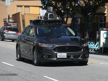 "AutoX Founder Says Uber's Self-Driving Tests Are a ""Waste"""