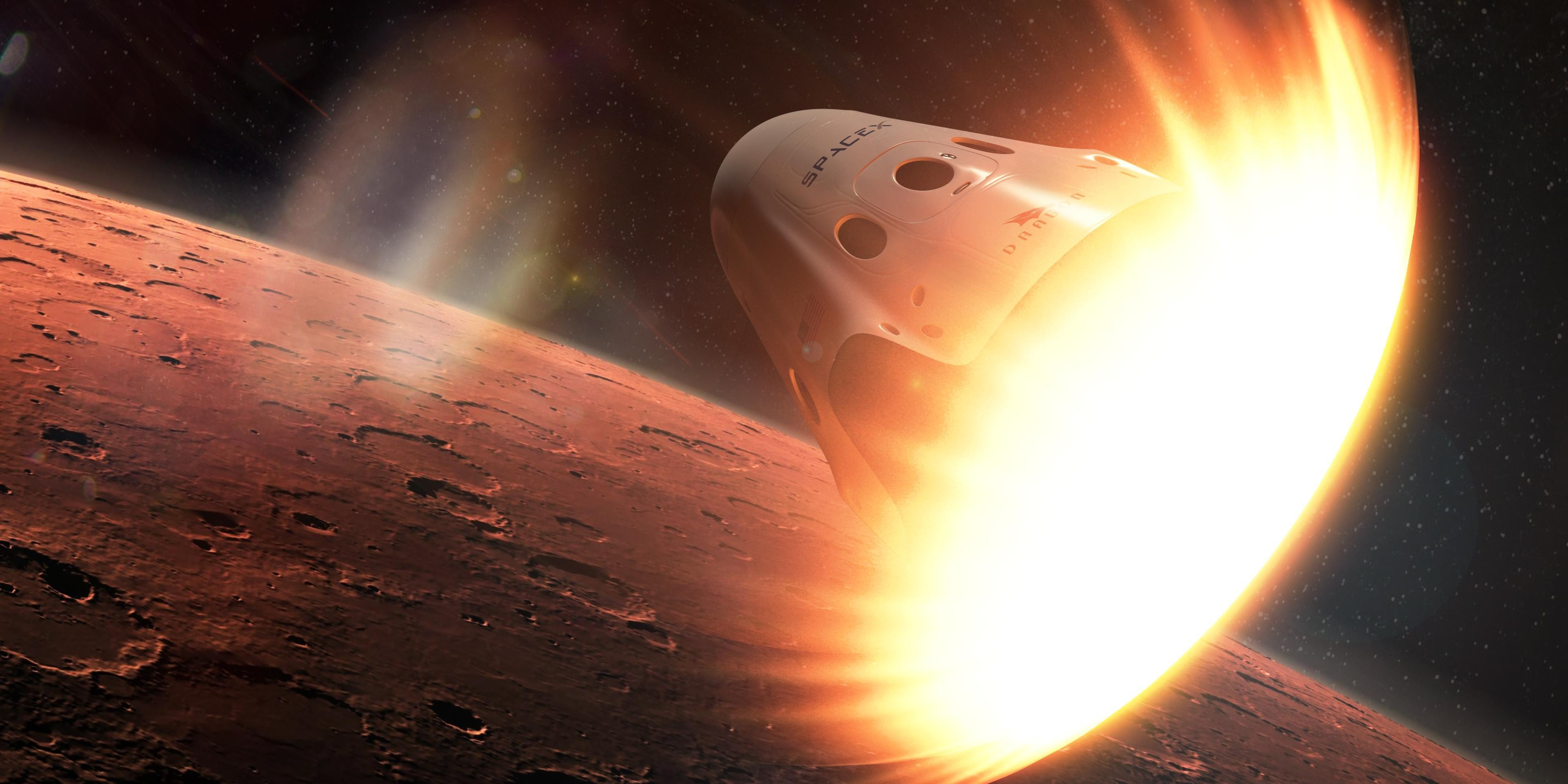 Elon Musk Unveils SpaceX's Timeline for Sending People to Mars