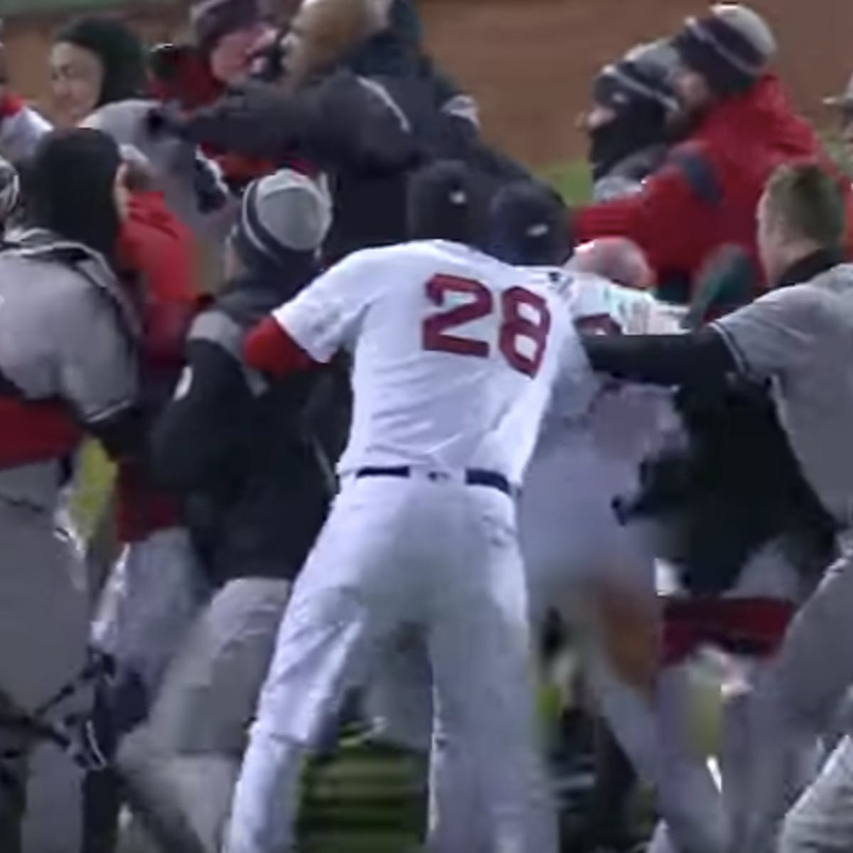 39bff9809 Yankees-Red Sox Brawl 2018  The Science of Why We Enjoy Violent Sports
