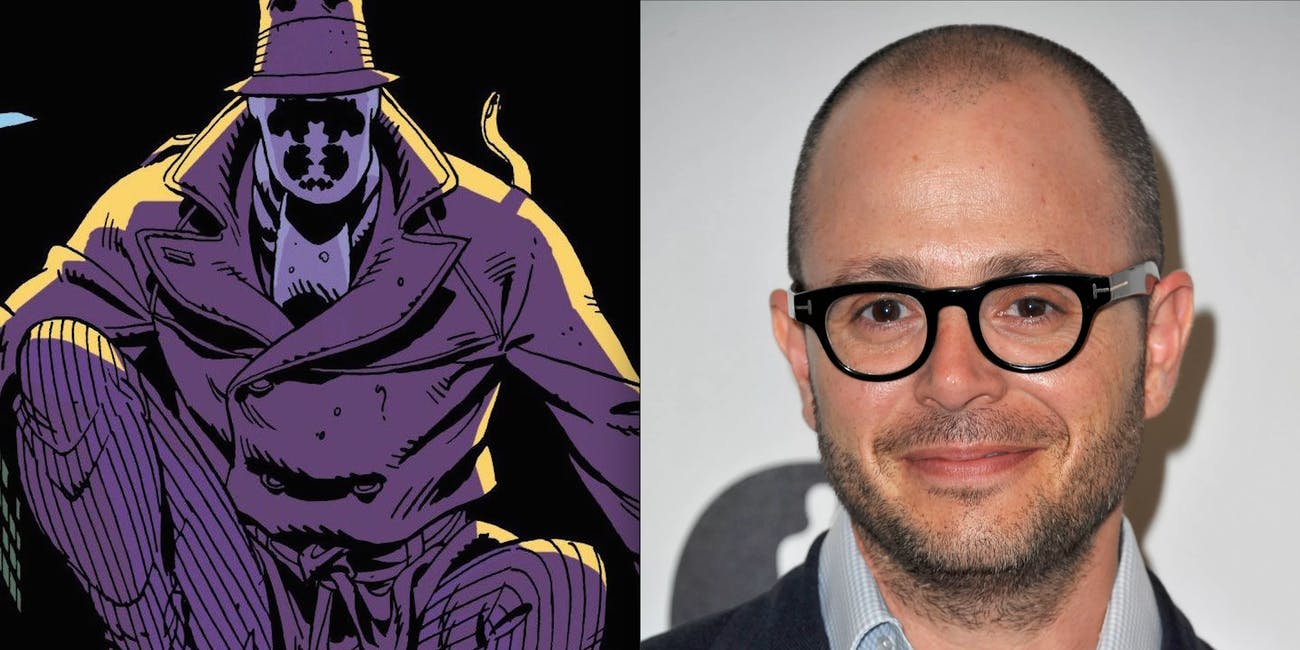 Warner Bros Watchmen Zack Snyder HBO Series Adaptation TV Show Damon Lindelof