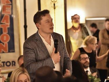 Elon Musk Artificial Intelligence