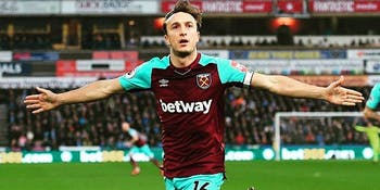 Mark Noble, West Ham United player