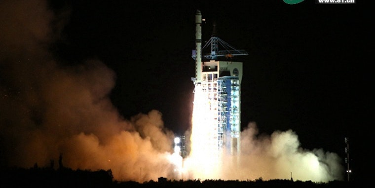 Chinese Scientists Launch the Global Quantum Space Race