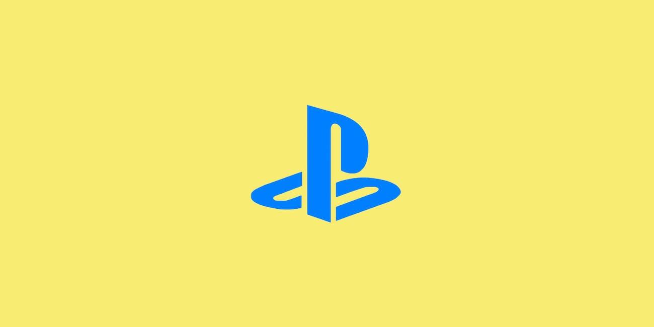 playstation sony logo