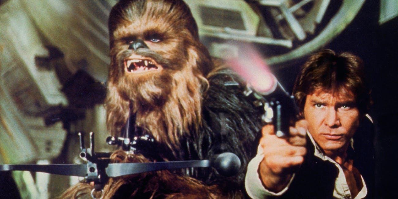 Star Wars Chewbacca Solo Crossbow