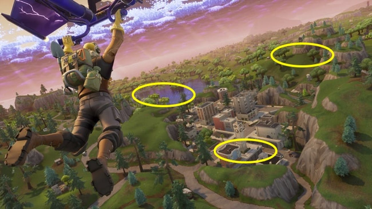 What are these rings going to look like exactly in 'Fortnite'?