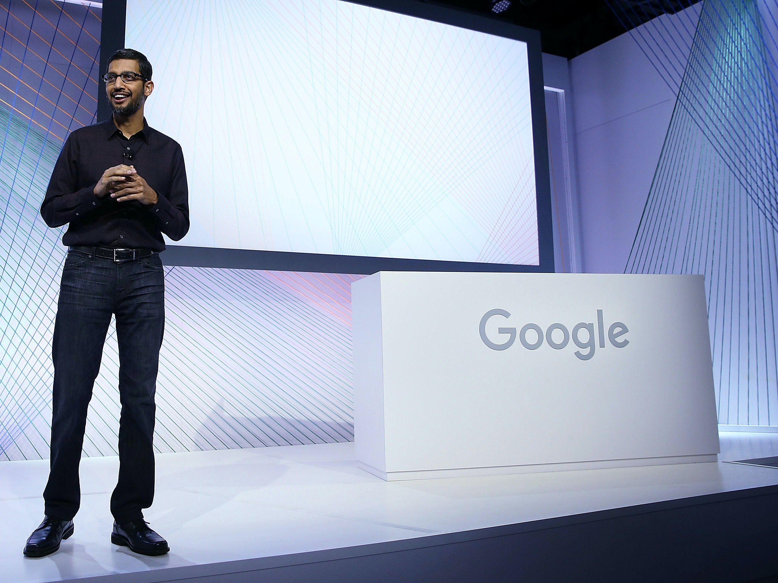 Google CEO Sundar Pichai Just Threw in With Apple Versus the FBI