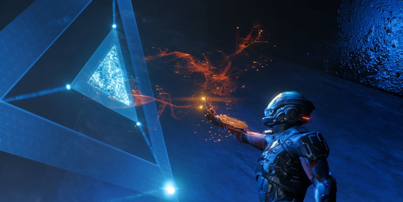 The Best Training to Choose in 'Mass Effect: Andromeda