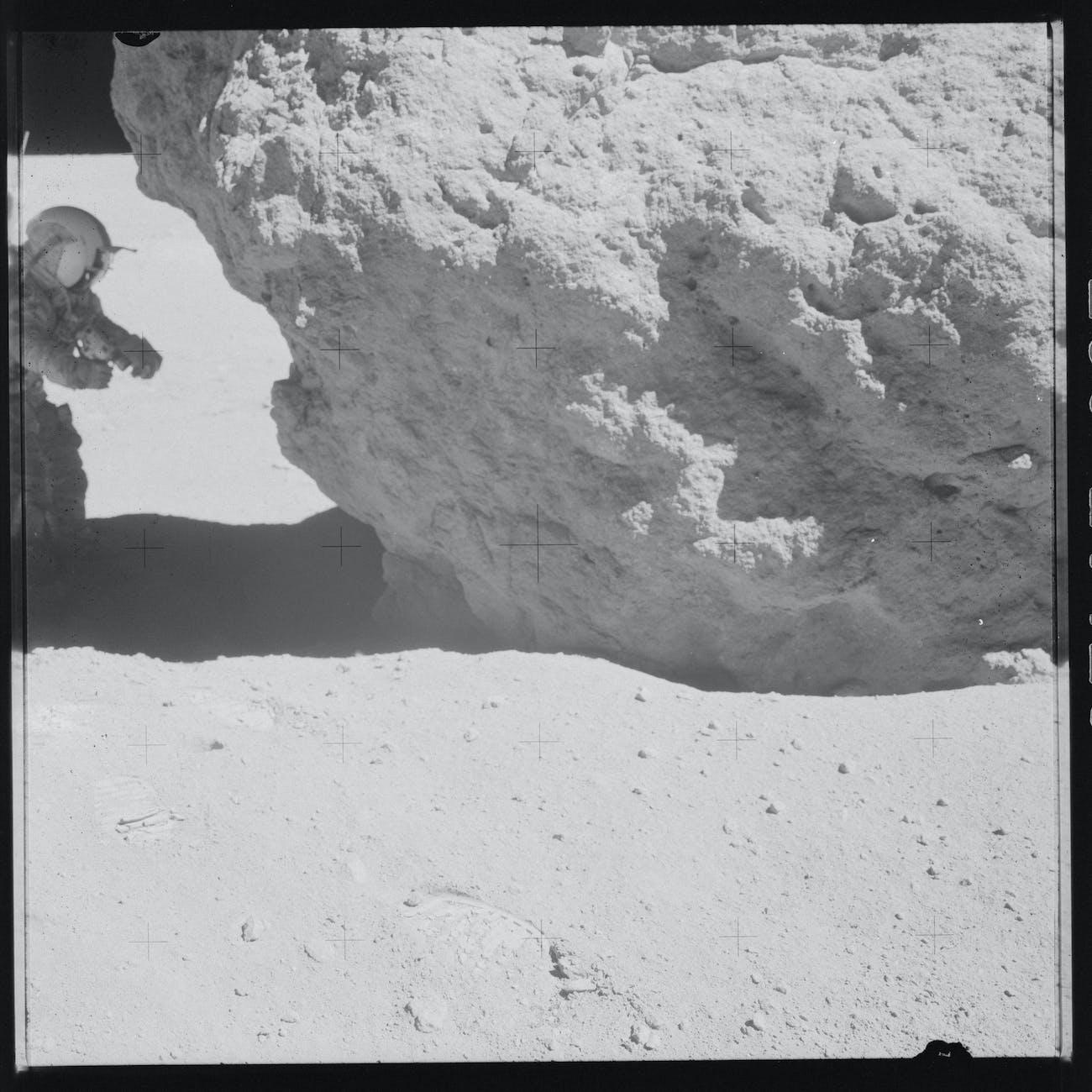 Apollo 16 Rocks