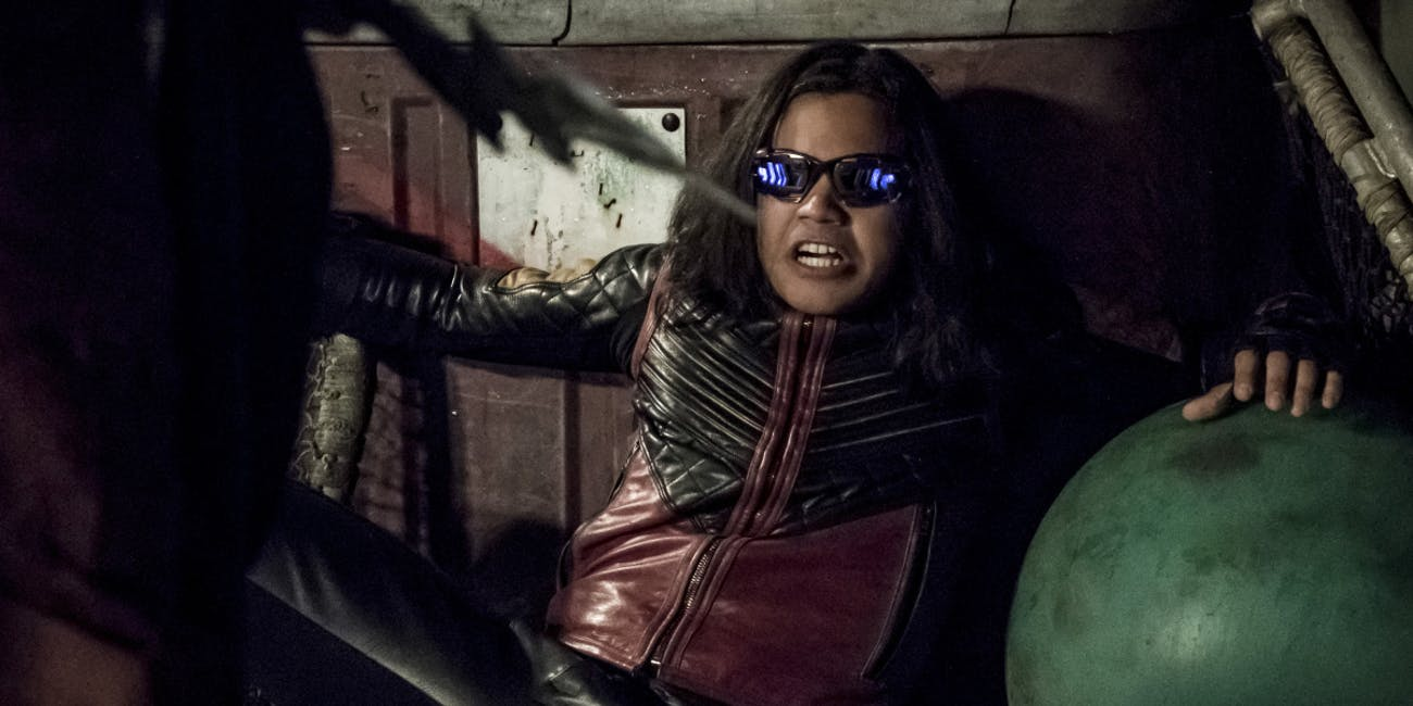 The Flash Cicada Season 5