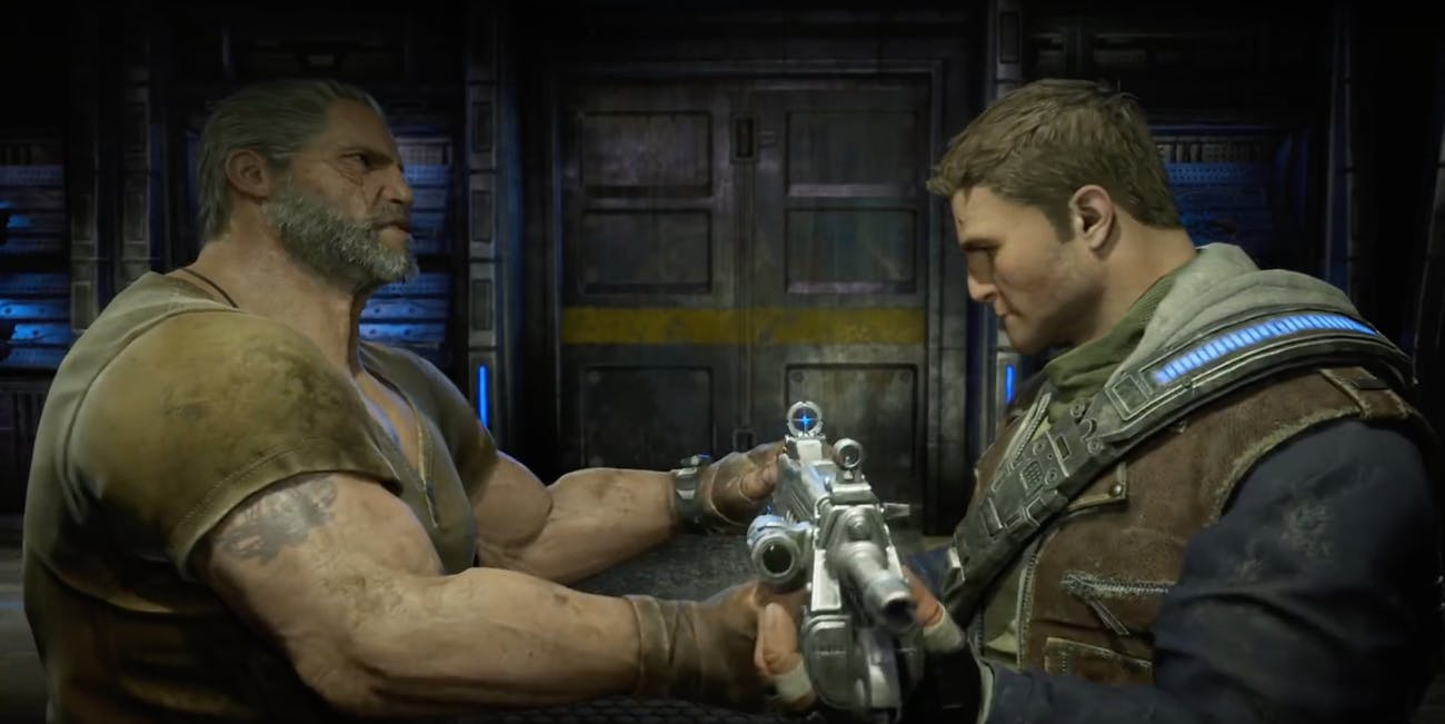 Everything We Know About Gears Of War 4 Inverse