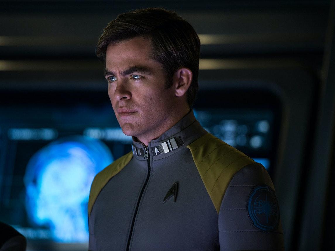 Captain Kirk Isn't Captain of the USS Enterprise Anymore