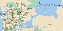 Just How Big of a Lie is NYC's Subway Map?