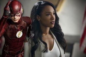 The Flash Savitar Iris West