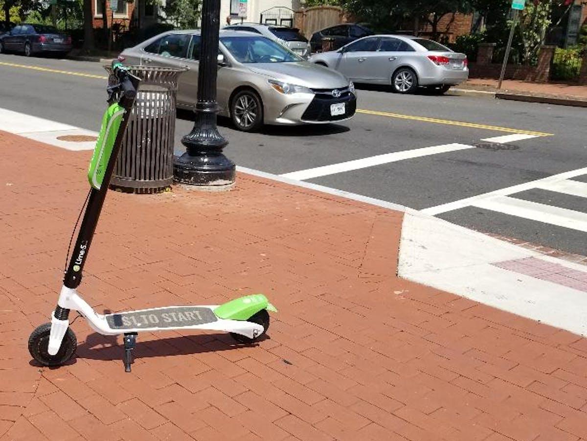 Wayward Scooter