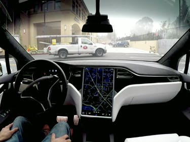 Tesla Wants You to Fall Asleep in L.A. and Wake Up in NYC