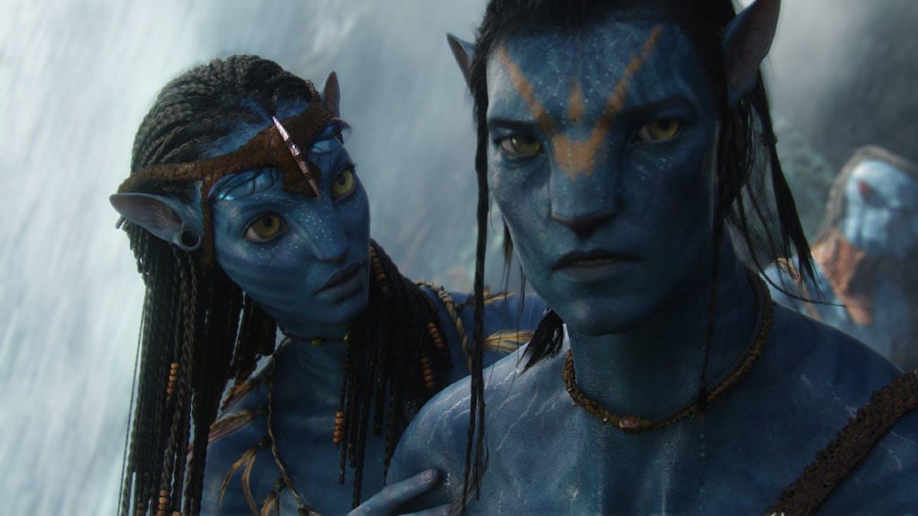 Na'vi in 'Avatar'