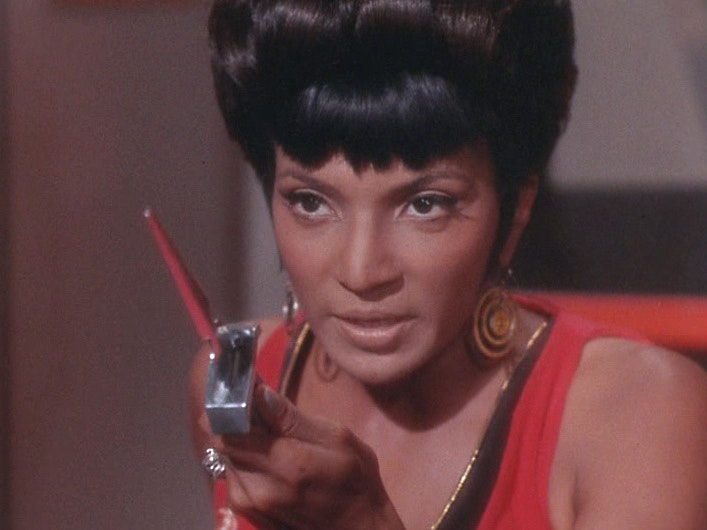 Here's How Uhura Could Appear on 'Star Trek: Discovery'