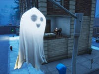 'Fortnite' Fortnitemares Ghost Decorations
