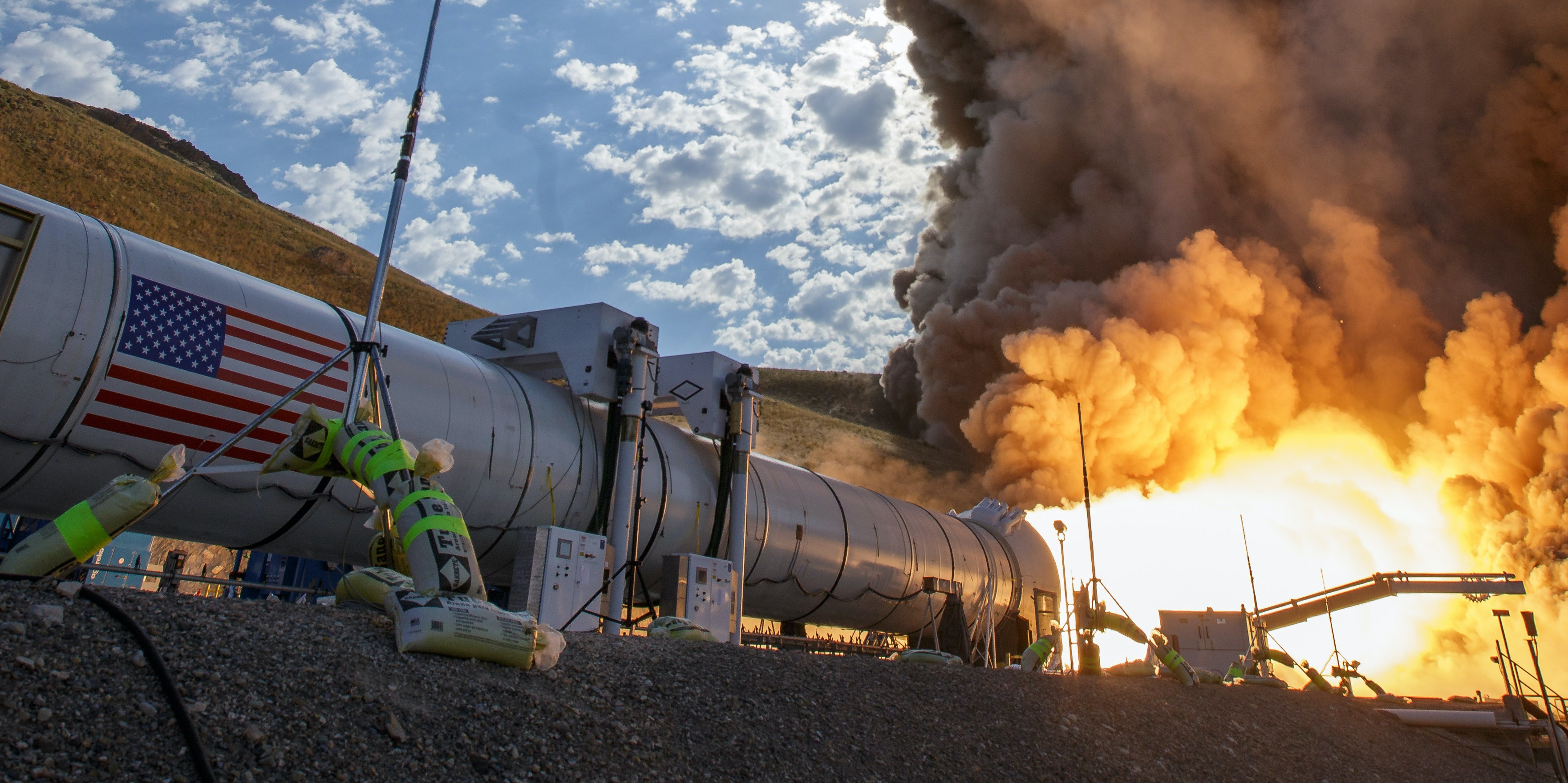 NASA shared photos of the Space Launch System that will take mankind to Mars.