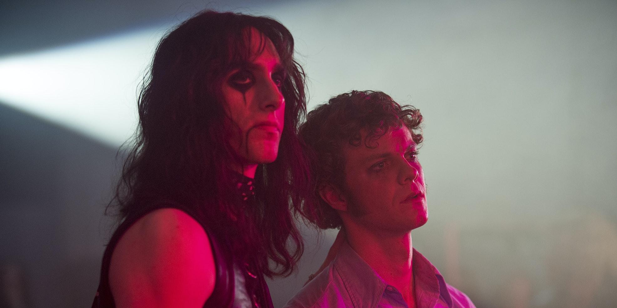 Vinyl, Alice Cooper, Episode 3, HBO