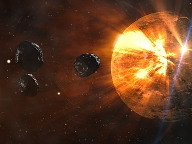Build a Rocket to Stop Oncoming Asteroids, Says NASA Scientist