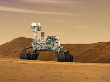 Curiosity Rover's Drill Hiccup Might Hinder Martian Life Discovery