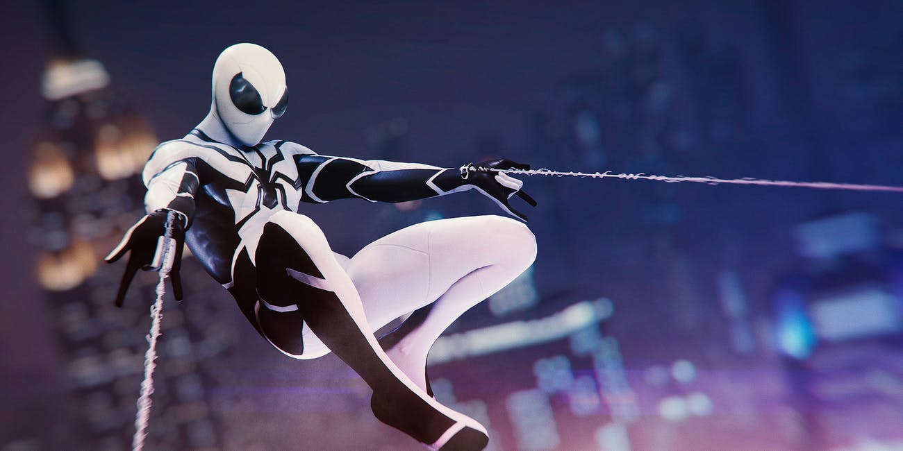 Spider-Man PlayStation 4 Future Foundation