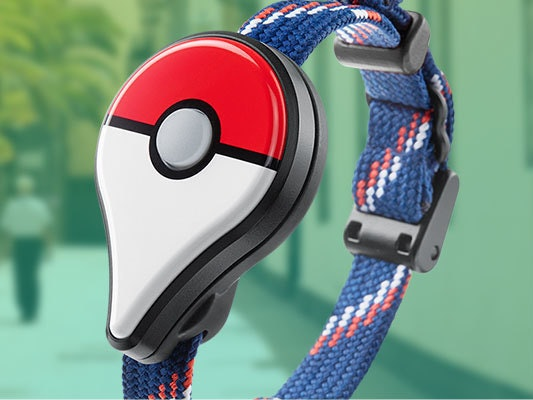 The Pokemon Go Plus Wearable Is Launching Next Week