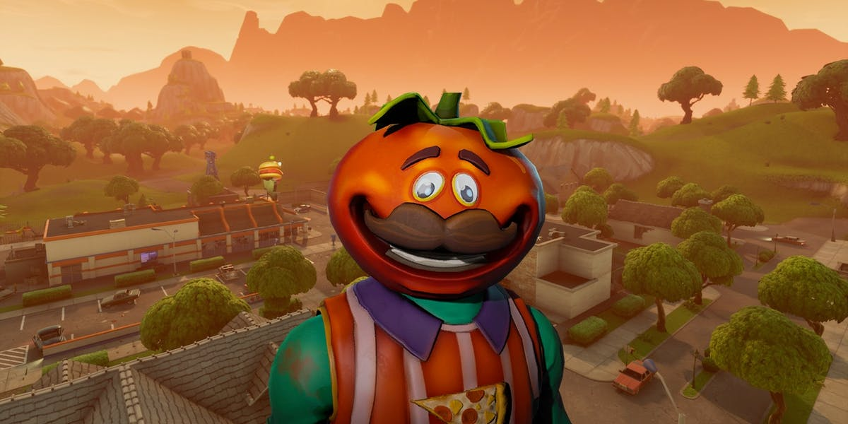 Fortnite Week 2 Challenges Leaked Greasy Grove Tomato