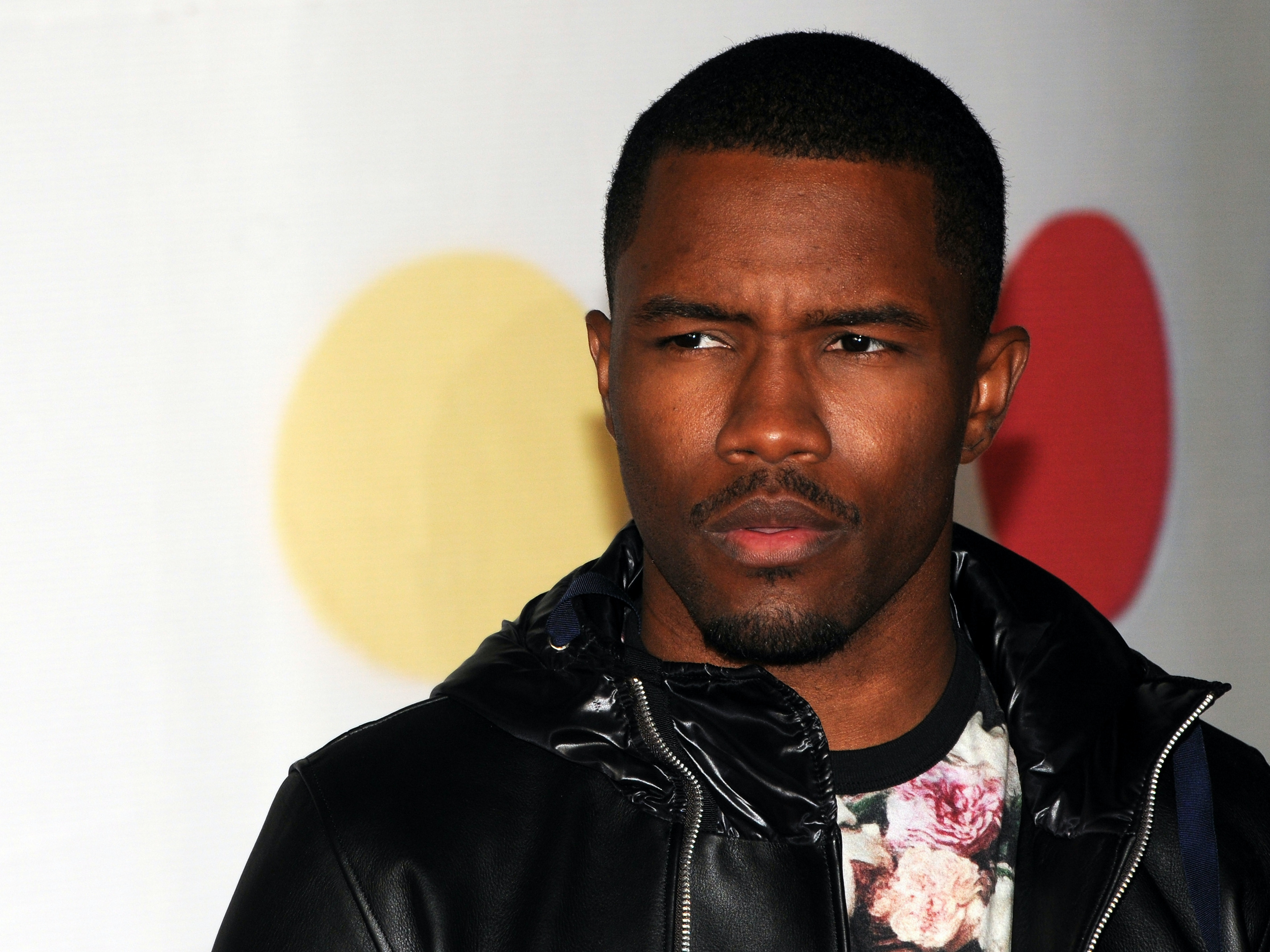 LONDON, ENGLAND - FEBRUARY 20:  Frank Ocean attends the Brit Awards 2013 at the 02 Arena on February 20, 2013 in London, England.  (Photo by Eamonn McCormack/Getty Images)