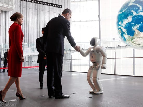 How Will We Deal With Robot Crime in the Future?