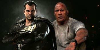 Black Adam Injustice 2