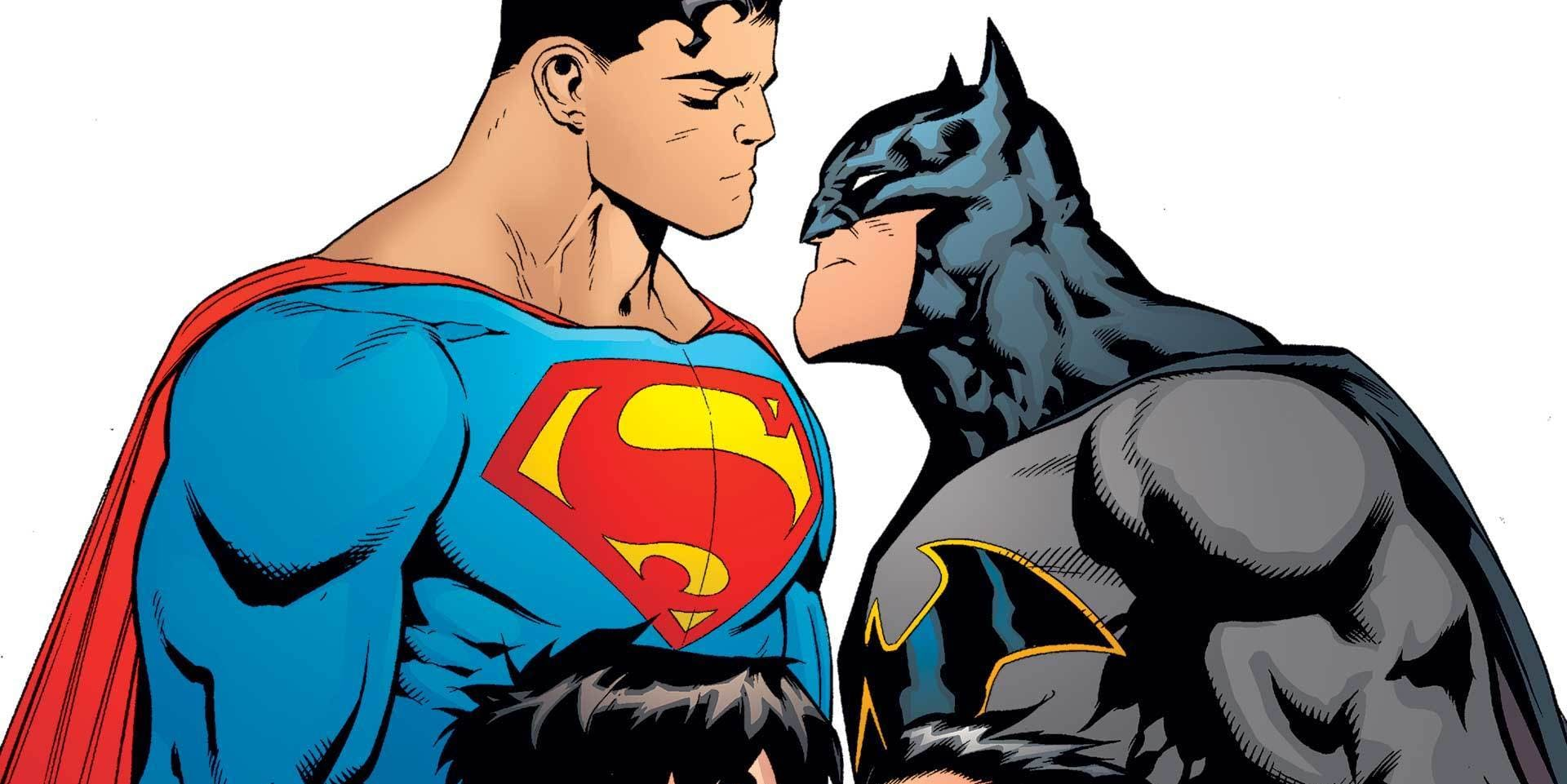 Batman and Superman's Sons Get Along as Well as Their Dads Do