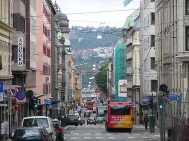 Oslo Wants All Cars Out, (Out, Out!) of the City Center by 2019