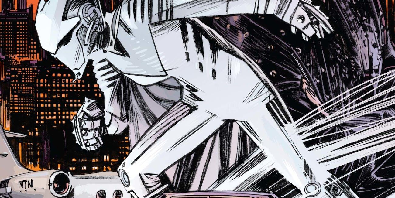 DC and Young Animal Mother Panic