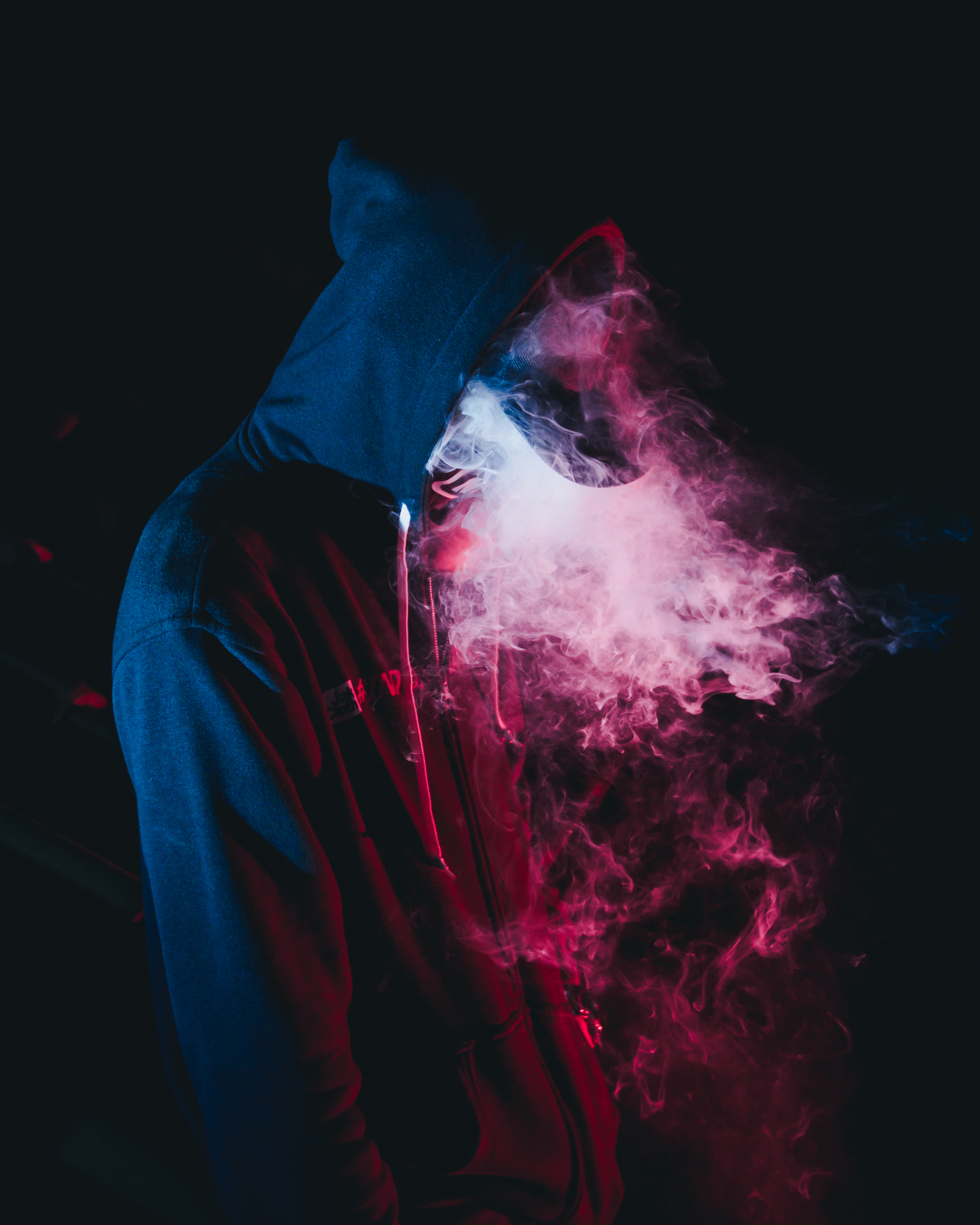 The Medical Reason Some People Vape Out Their Ears   Inverse