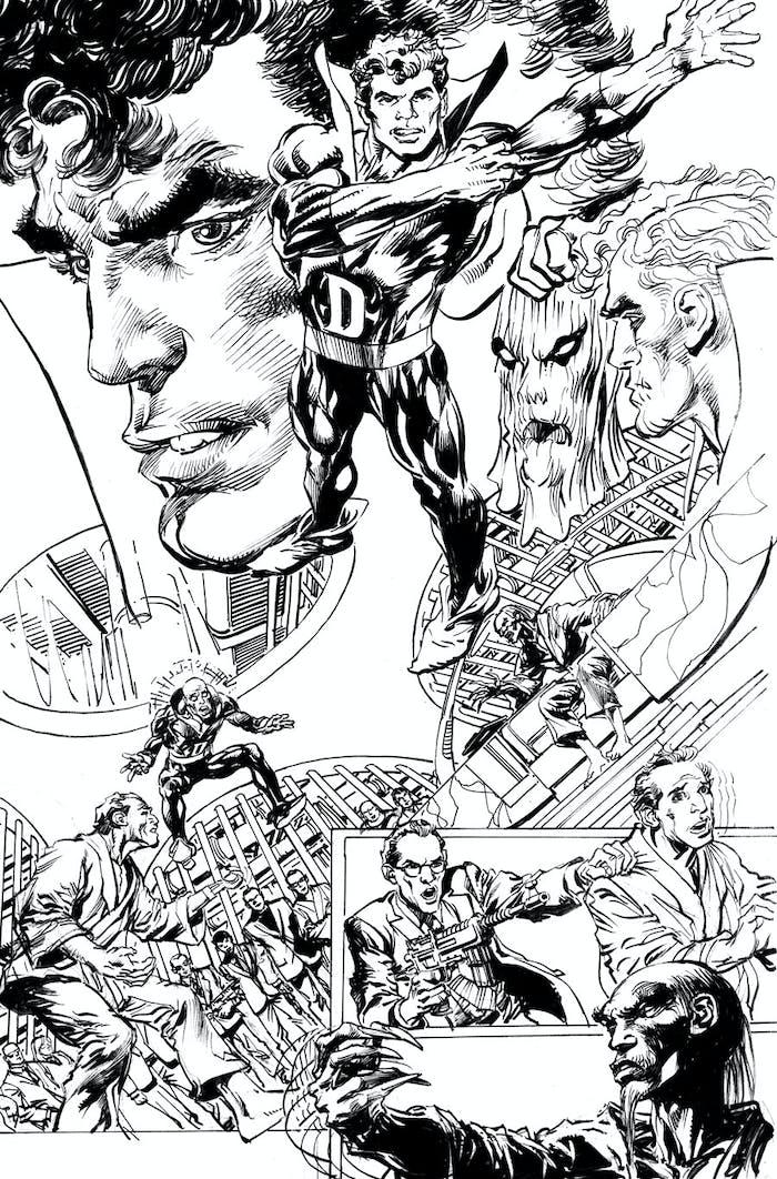 DC Neal Adams Deadman